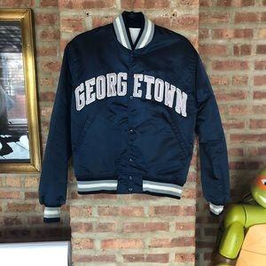 Vintage Georgetown STARTER Jacket